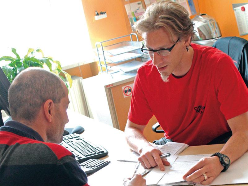 SozialarbeiterIn: Caritas Jobs